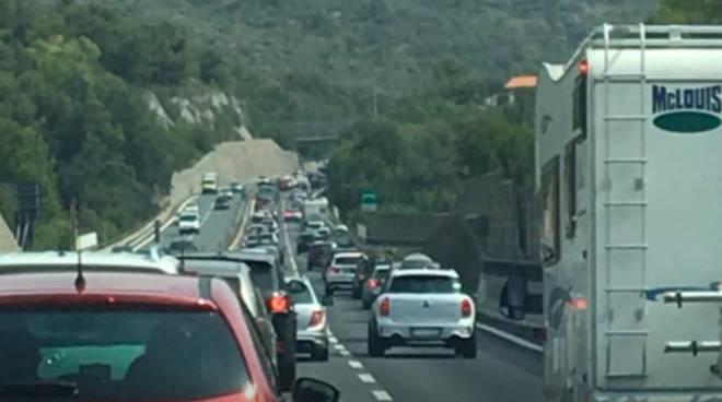 Traffico da bollino nero sulle autostrade