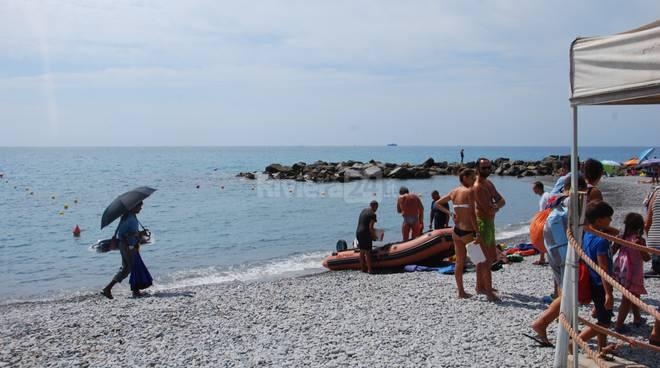 Ventimiglia tragedia in mare