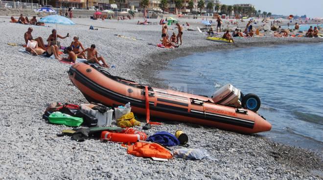 Ventimiglia tragedia in mare, 50enne perde la vita