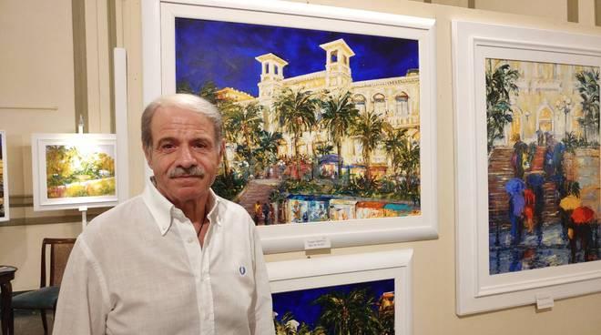"""""""Viaggiando in Riviera: disegni e racconti di Frontiera"""", la mostra al casinòetati"""
