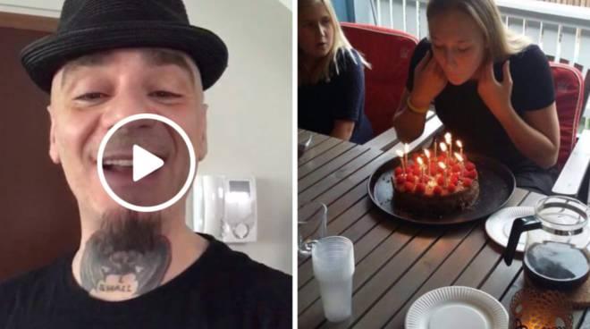 Video J-Ax a Clara degni