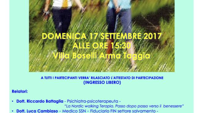 "Nordic Walking:""Impariamo l\'Arte del camminare\"""