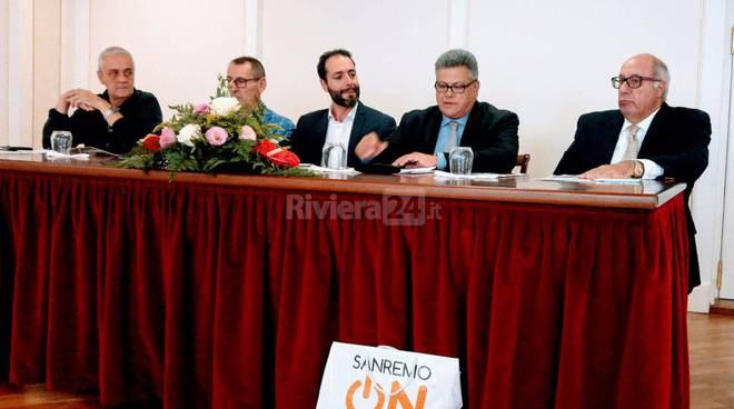"""Conferenza """"Sanremo con gusto"""""""