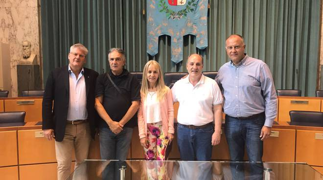 delegazione argentina
