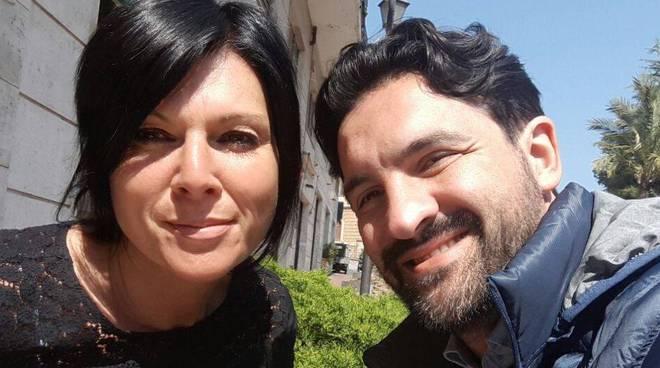Giuseppe Lodeserto e Jackie Assunta De Luca Bosso