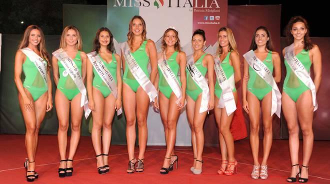 Le Miss Liguri alla Conquista di Montecarlo
