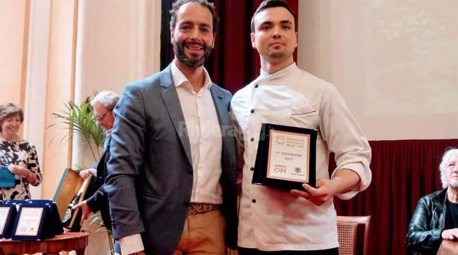 """Premiazione """"Festival di Sanremo degli chef"""""""