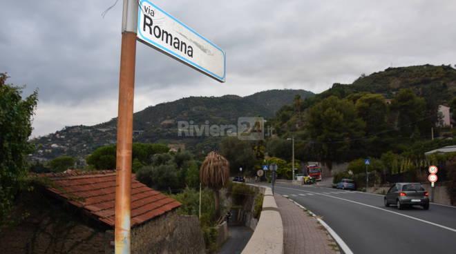 Presunto investimento migrante Ventimiglia