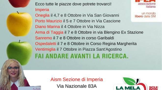 riviera 24 - ricerca Aism