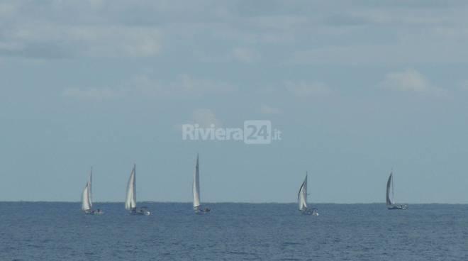 Riviera 24 Veleggiata di fine estate