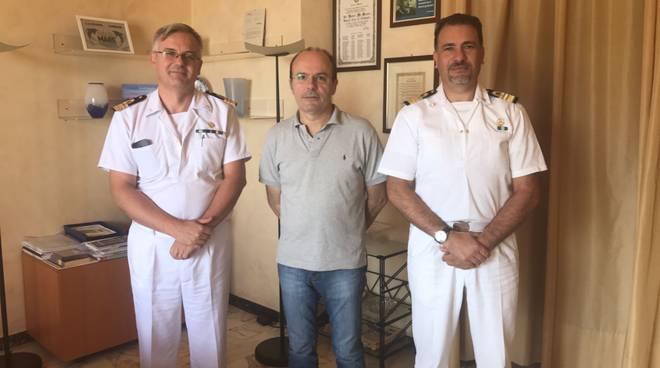 riviera24 - Carlo Capacci, Luciano Pischedda e Marco Parascandolo