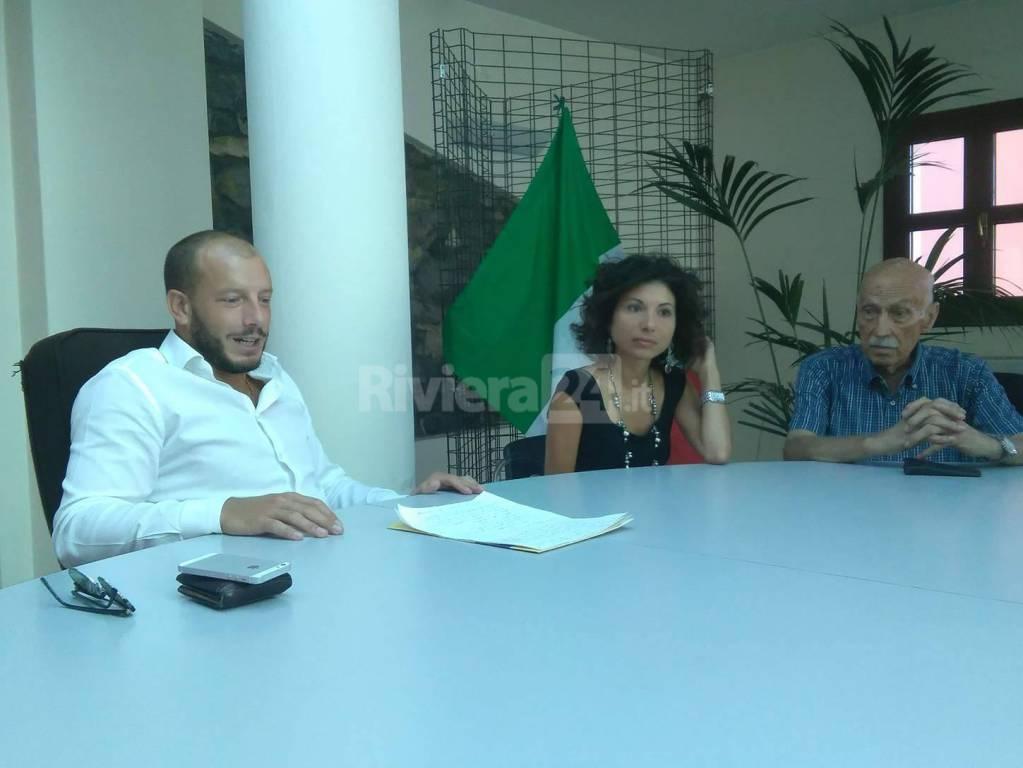 """riviera24 - Conferenza stampa su Premio """"Ghimbaru d'oro"""""""