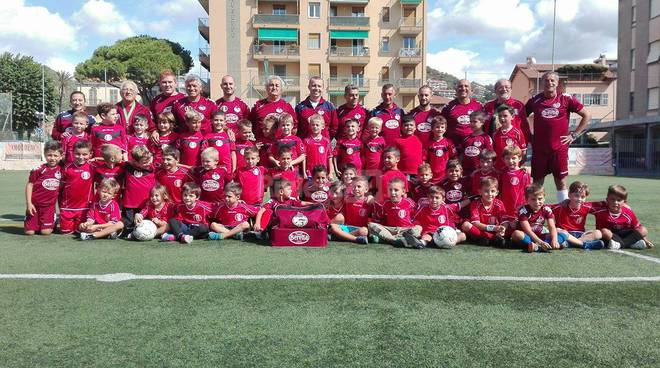 riviera24 - Don Bosco Vallecrosia Intemelia Scuola Calcio