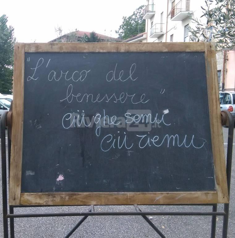 """riviera24 - """"L'arco del Benessere"""" a Vallebona"""