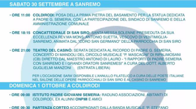 riviera24 - Padre Giovanni Semeria