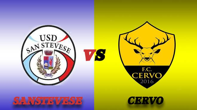 riviera24 - Sanstevese vs Cervo