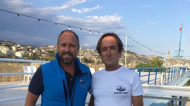 riviera24 - Sergio Tommasini e Federico Almerighi