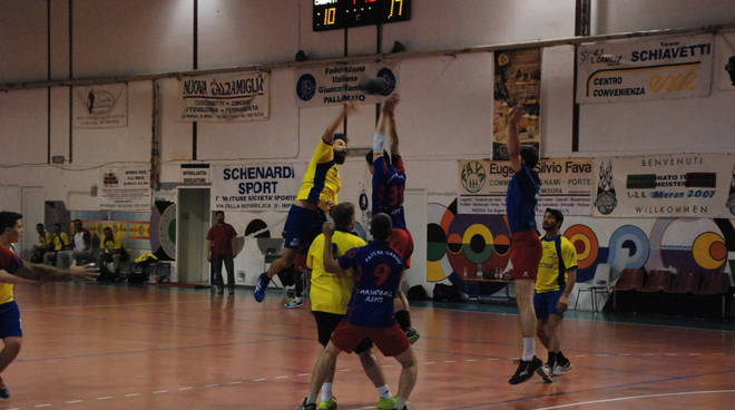 riviera24 - Team Schiavetti Pallamano Imperia