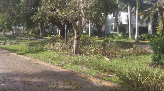 riviera24 - uragano irma naples florida