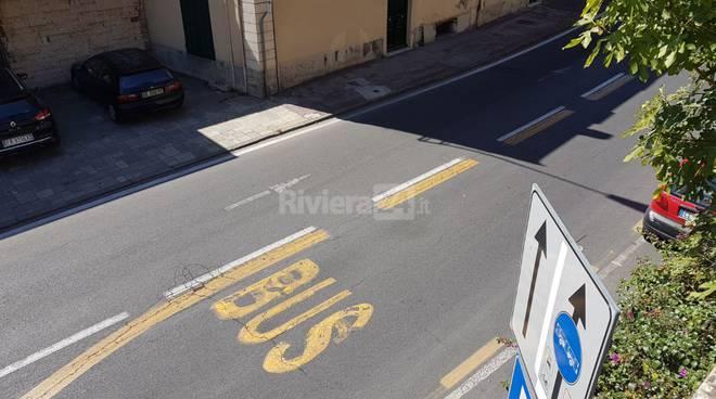 riviera24 -  Viale Matteotti a Imperia