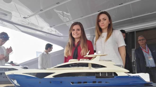 Amer Yachts Sanremo e Ied Milano - Foto Andrea Bergamini