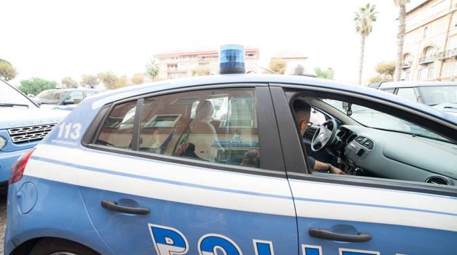 arresto polizia di frontiera