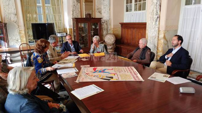 conferenza stampa san romolo 2017