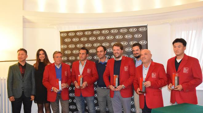 Kia Golf Cup 2017 a Sanremo