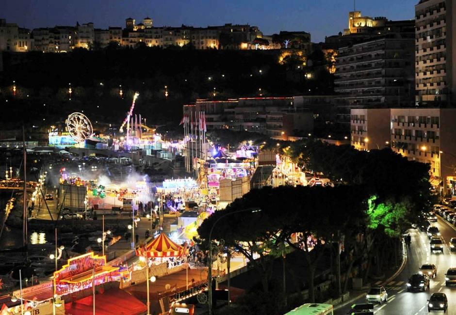 luna park di Monaco