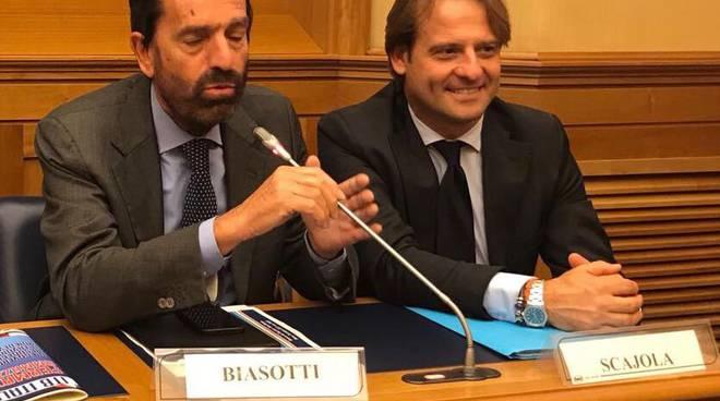 Riviera 24 Camera dei deputati delegazione Forza Italia