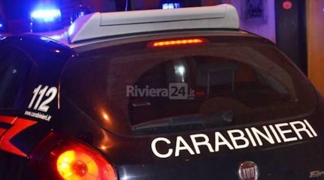 Riviera 24 - carabinieri