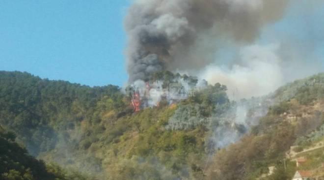 Riviera 24 - Incendi Boschivi