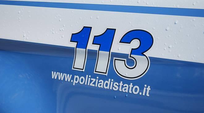 """Riviera 24 - Polizia  """"Blue Box"""""""