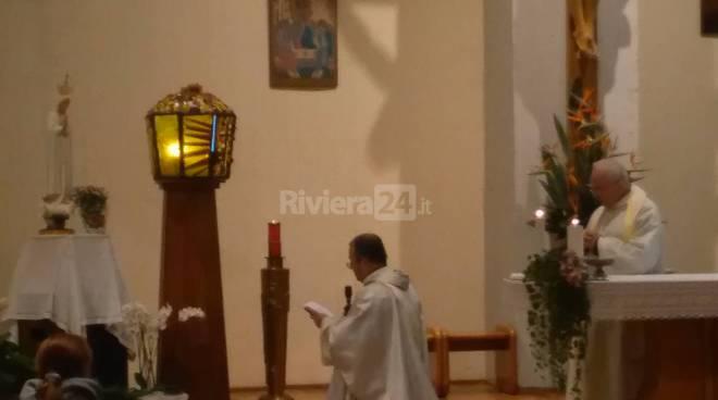riviera24 - Centenario delle apparizioni di Fatima a Vallecrosia