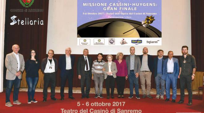 riviera24 - Convegno sulla Missione Cassini