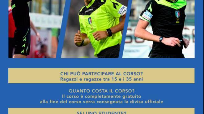 riviera24 - Corso gratuito per diventare arbitro di calcio