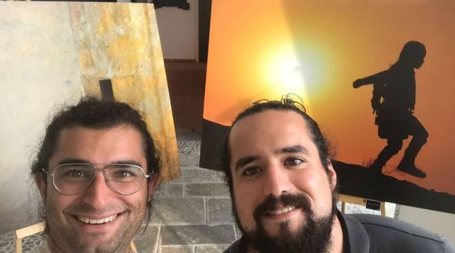 riviera24 - Elia Barone ed Andrea Iorio