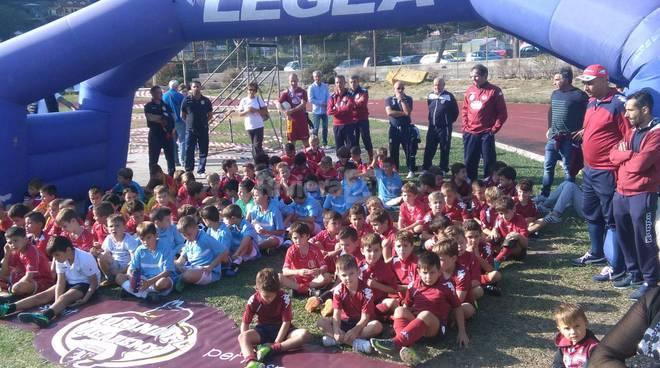 riviera24 - Giornata per le Scuole Calcio del Don Bosco Vallecrosia