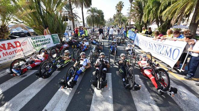 riviera24 - Gran Premio Handbike Casinò di Sanremo