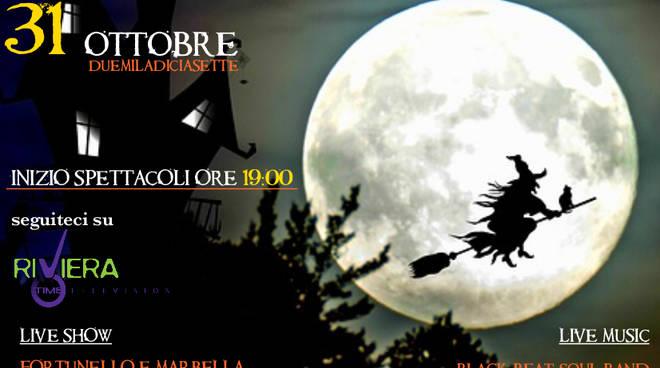 riviera24 - Halloween a Diano Castello