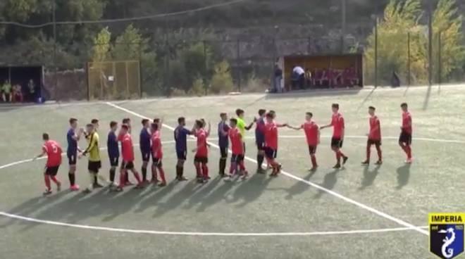 Riviera24-Imperia calcio sestrese