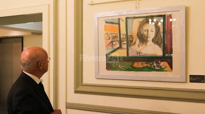 """Riviera24-""""La finestra sulla città"""", in mostra al teatro del Casinò"""