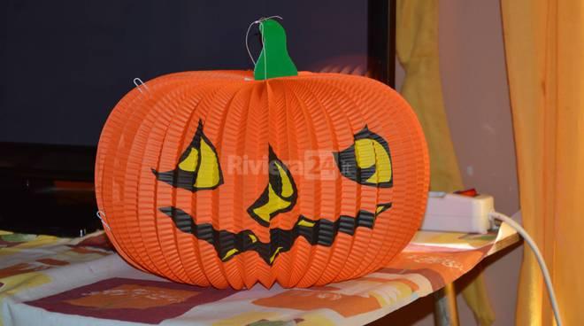 Riviera24-Le immagini della festa di Halloween a Casa Borea