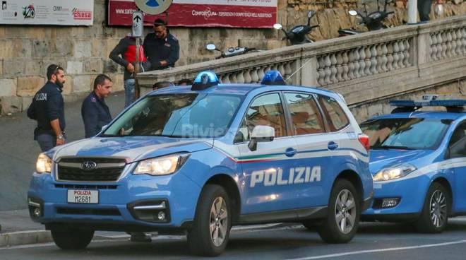 riviera24 - polizia sanremo arresto migranti tunisini sanremo