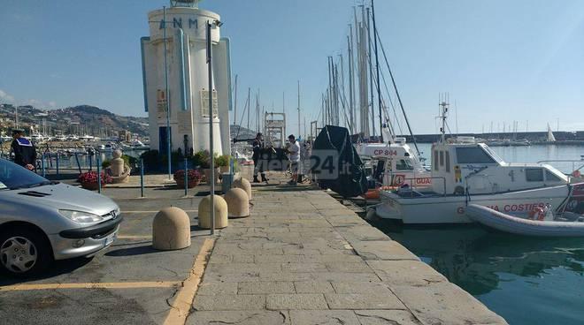 riviera24 - Rinvenuto cadavere in mare a Sanremo