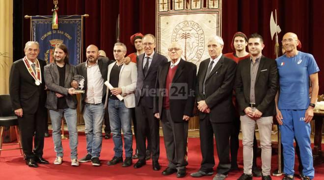 Riviera24-Tutti i premi San Romolo, la festa al teatro del Casinò