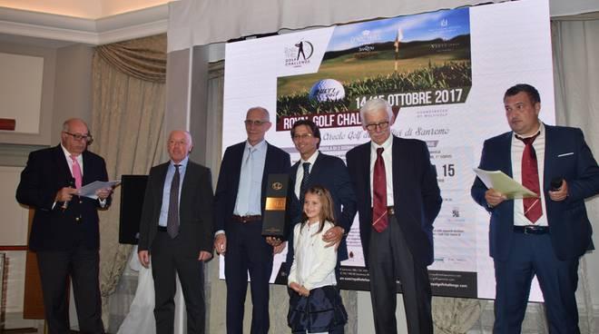 Royal Hotel Golf Challenge, le immagini della premiazione