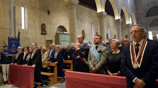 Sanremo, messa di San Romolo 2017