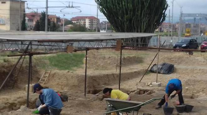 scavi sepolcreto