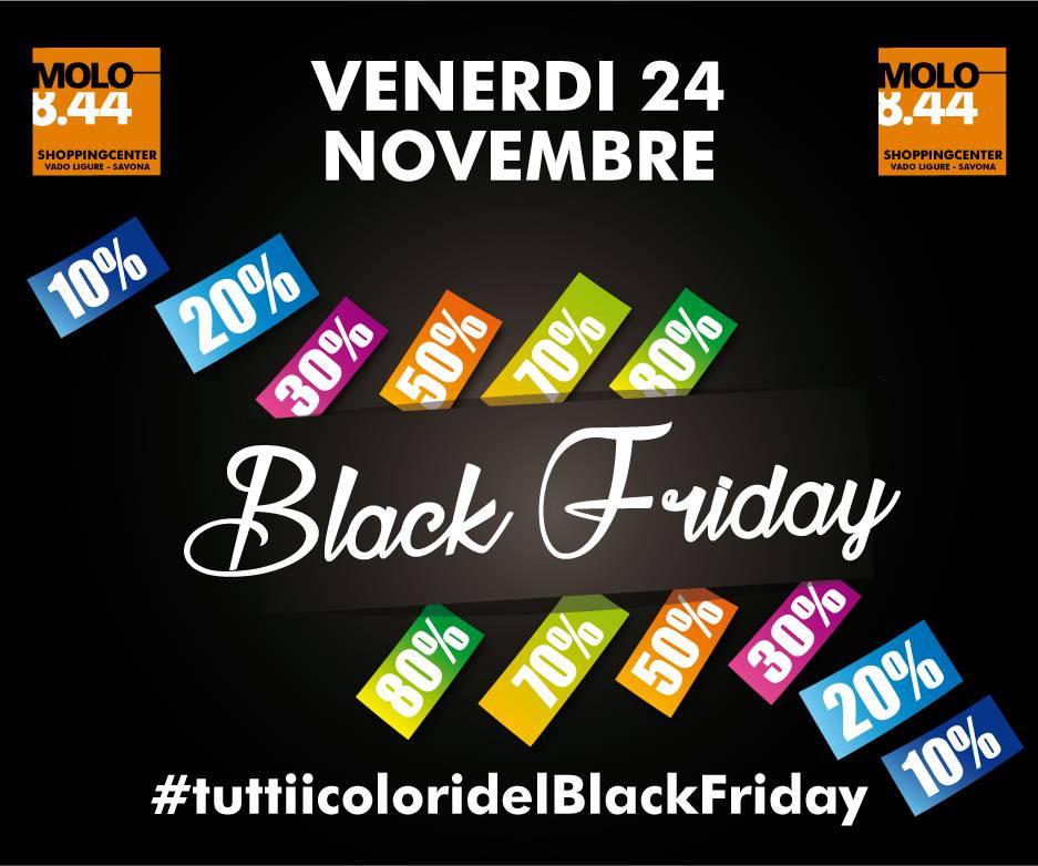 Black Friday a Molo 8.44
